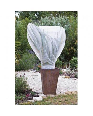 Bac à plantes Pyramide ronde 120 cm Ø