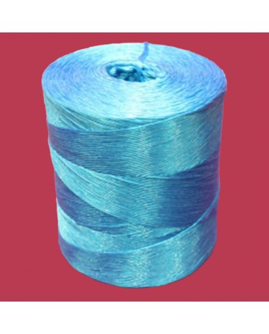 Ficelle polypropylène agricole 2mx3050 m bleu