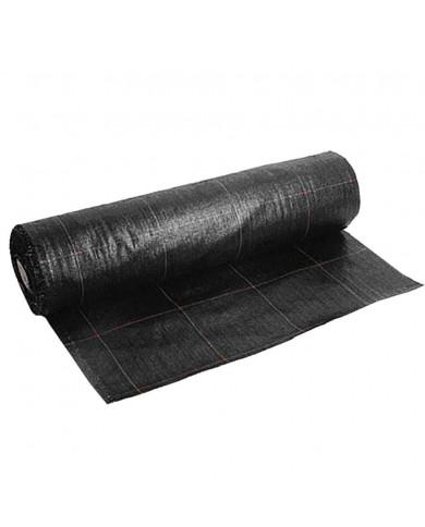 Toile de paillage noire 4,20mX50m (130g/m²)