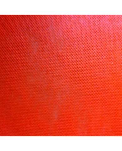 Voile de décoration orange 1,6mX100m