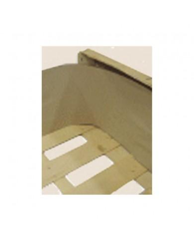 Demi-tour papier 20 x 80 cm (1000)